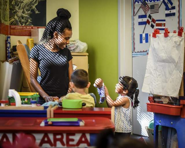 When Parents Can't Find Summer Child Care, Their Work Suffers